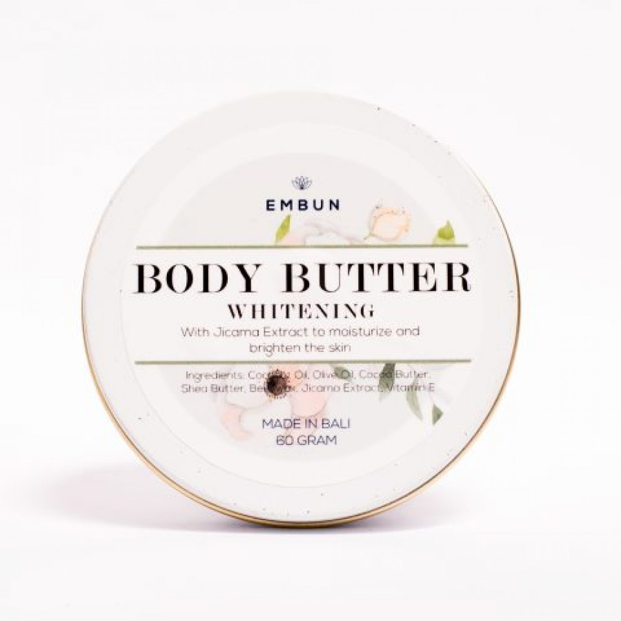 Body Butter Whitening 60 gr