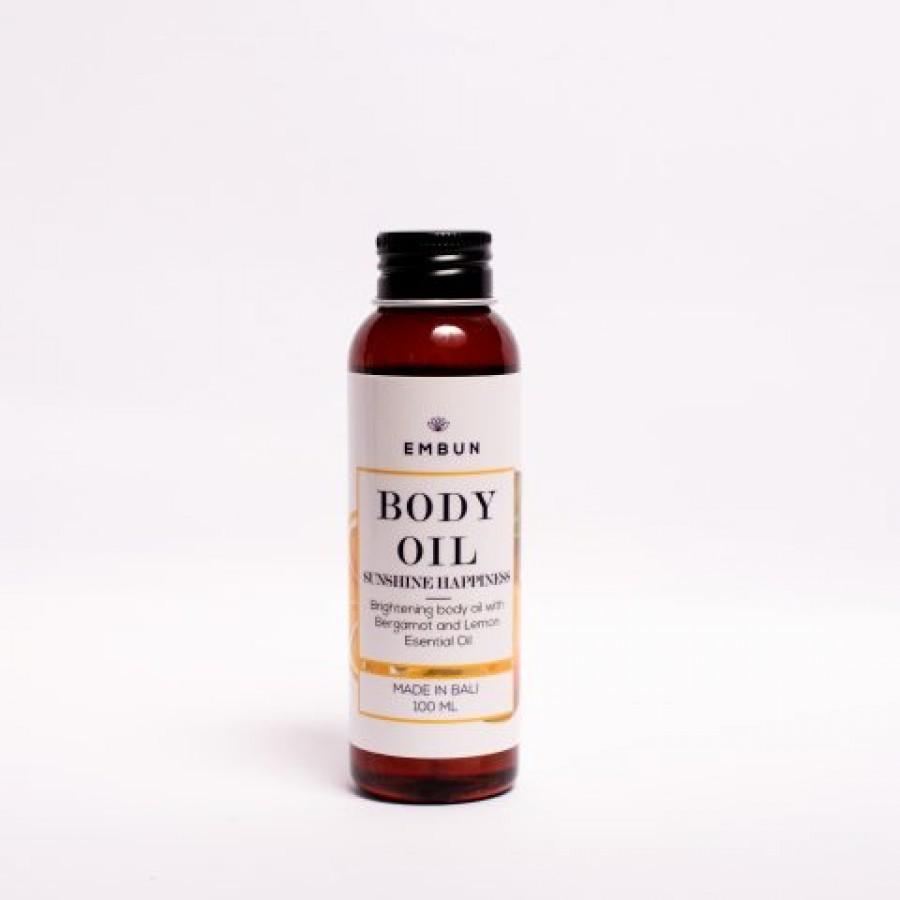 Body Oil Sunshine Happiness 100 ml