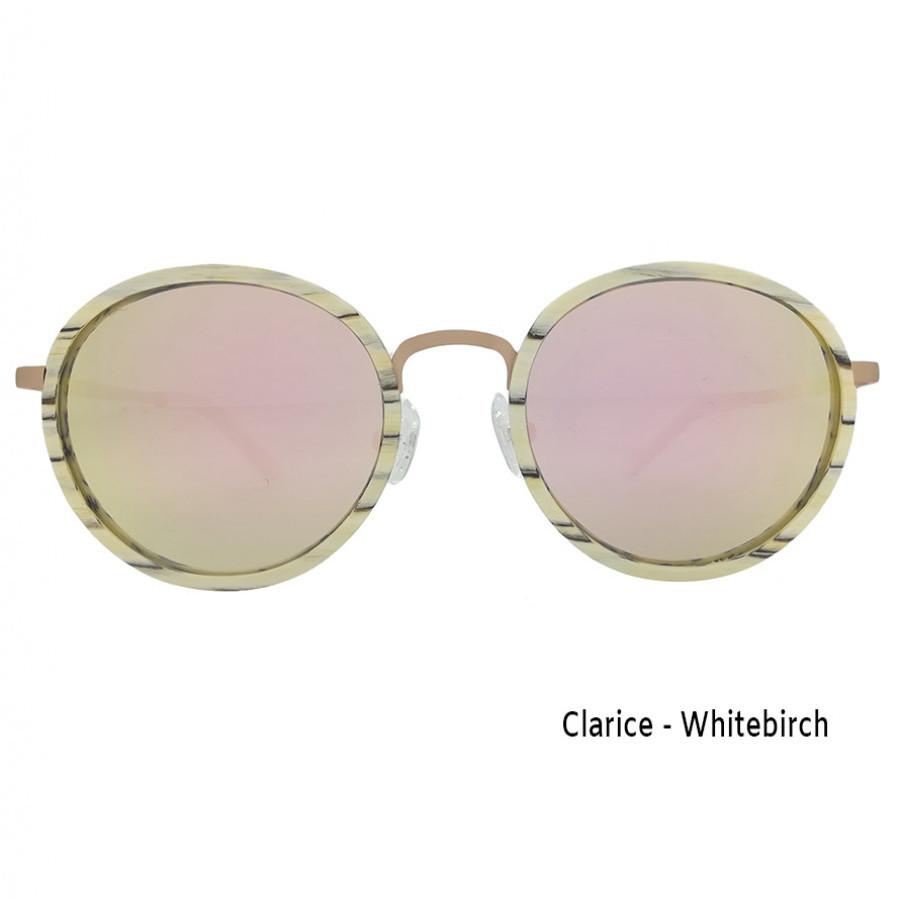 Kacamata Kayu Clarice