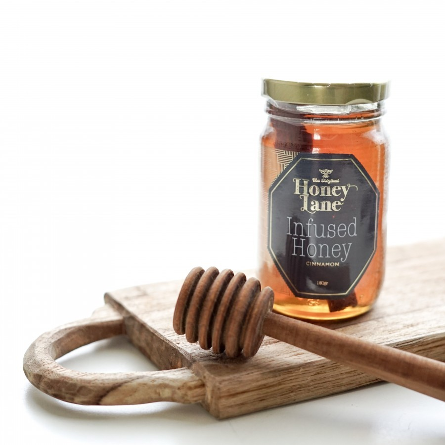 Lime Infused Honey