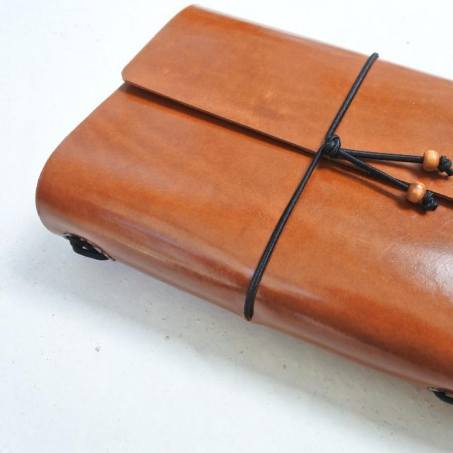 Handmade Journal Sketchbook LEATHER COVER
