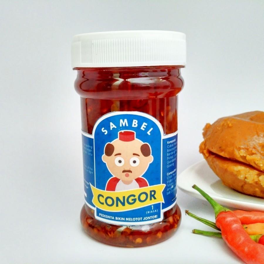 Sambel Congor Rasa Teri