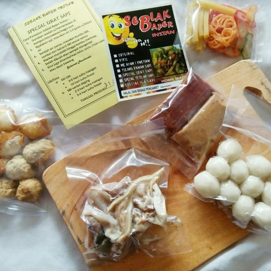 Seblak Baper Instan Tulang Rawan 250 gr