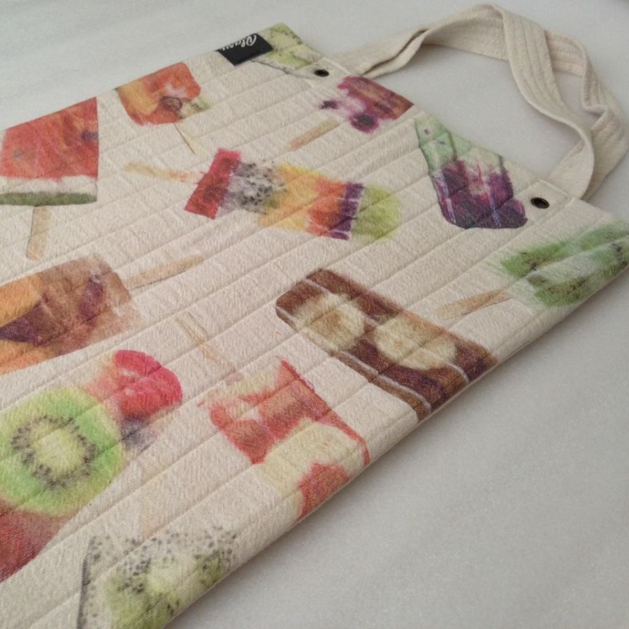 tote bag ice cream bar limited edition