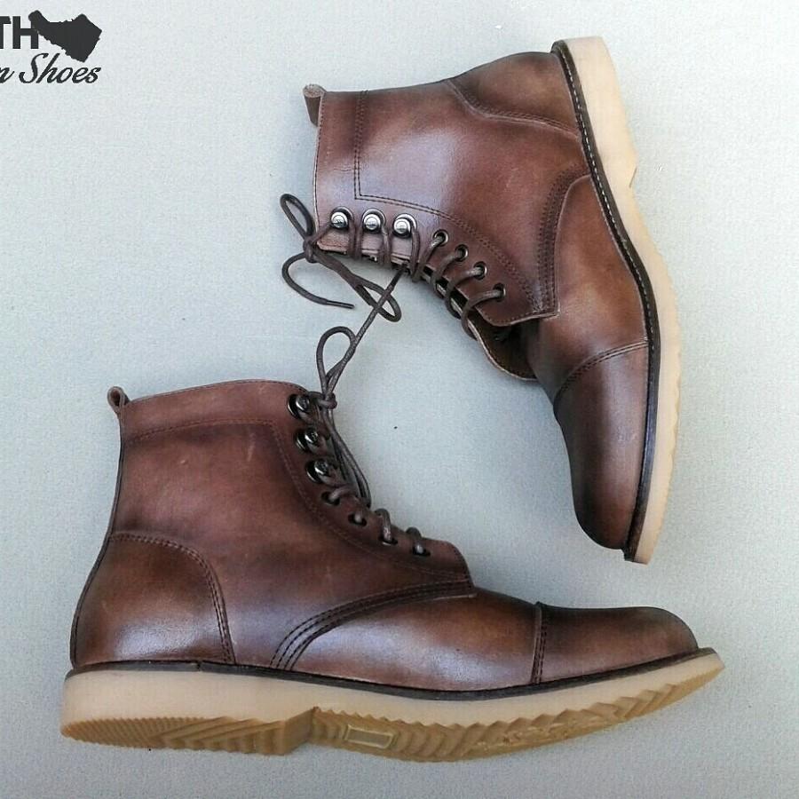 Sepatu Boots Pria  95e7f26cfa