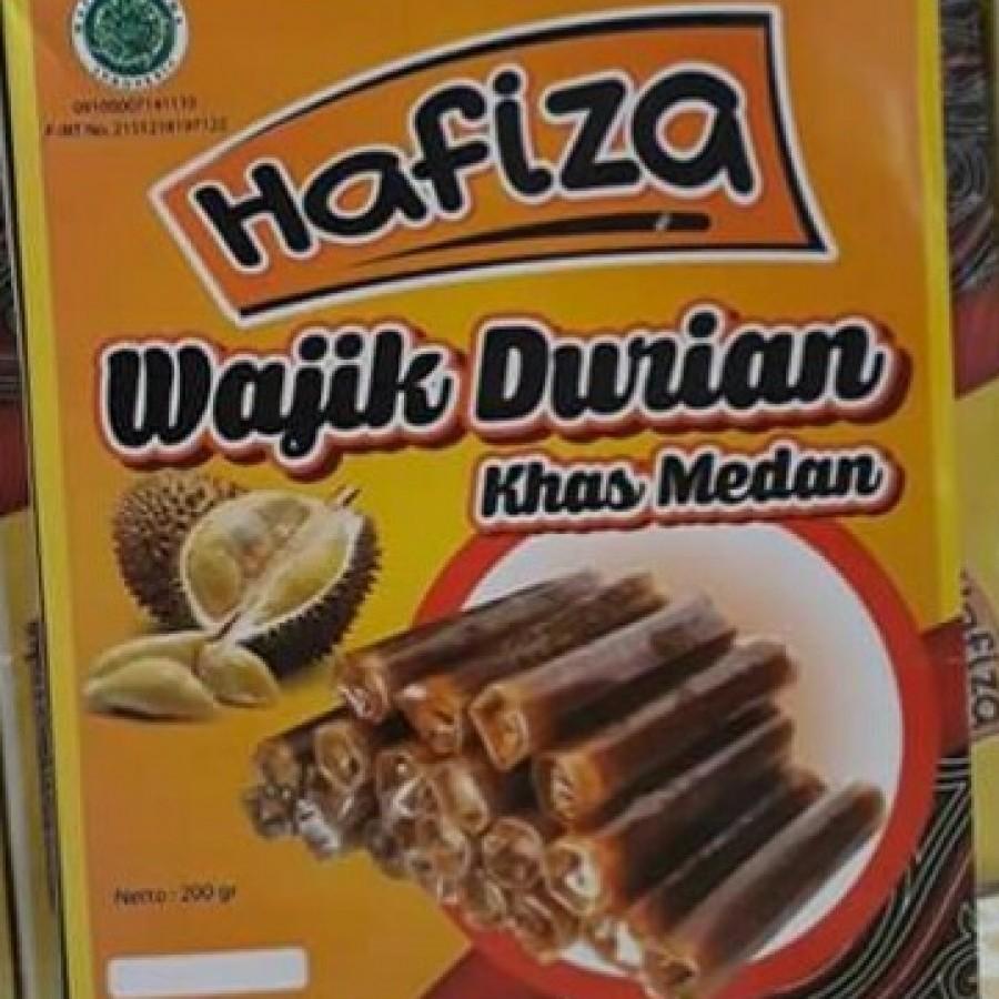 Wajik Durian Hafiza Khas Medan