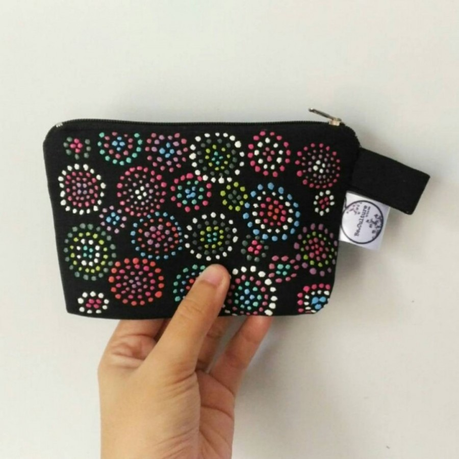 Dompet koin | Dot art