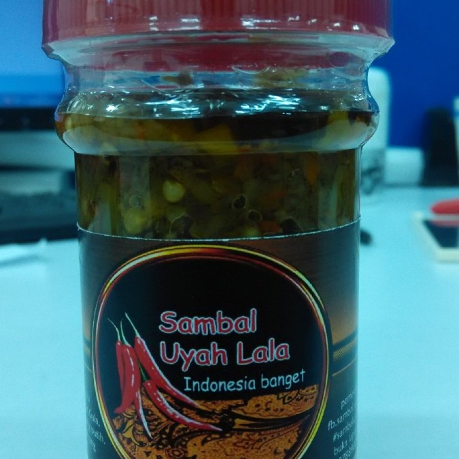 Sambal Uyah Lala ( LEVEL 2 )