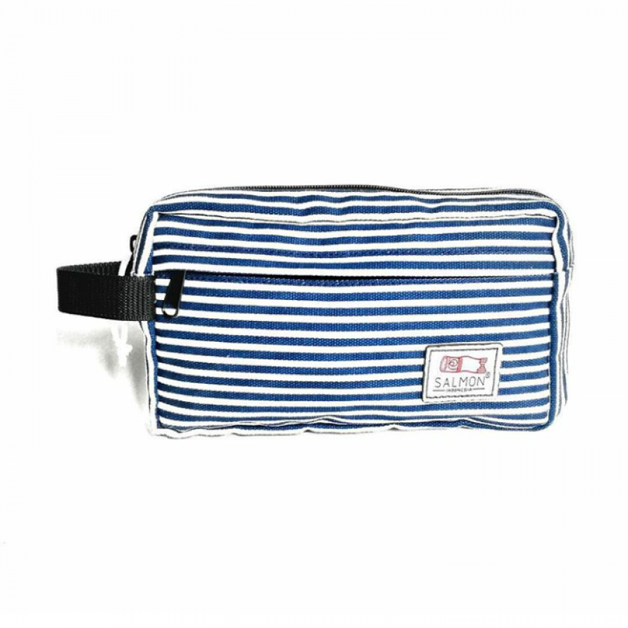 TRAVEL POUCH NAVY BLUE MOUNTAIN  d068829e15