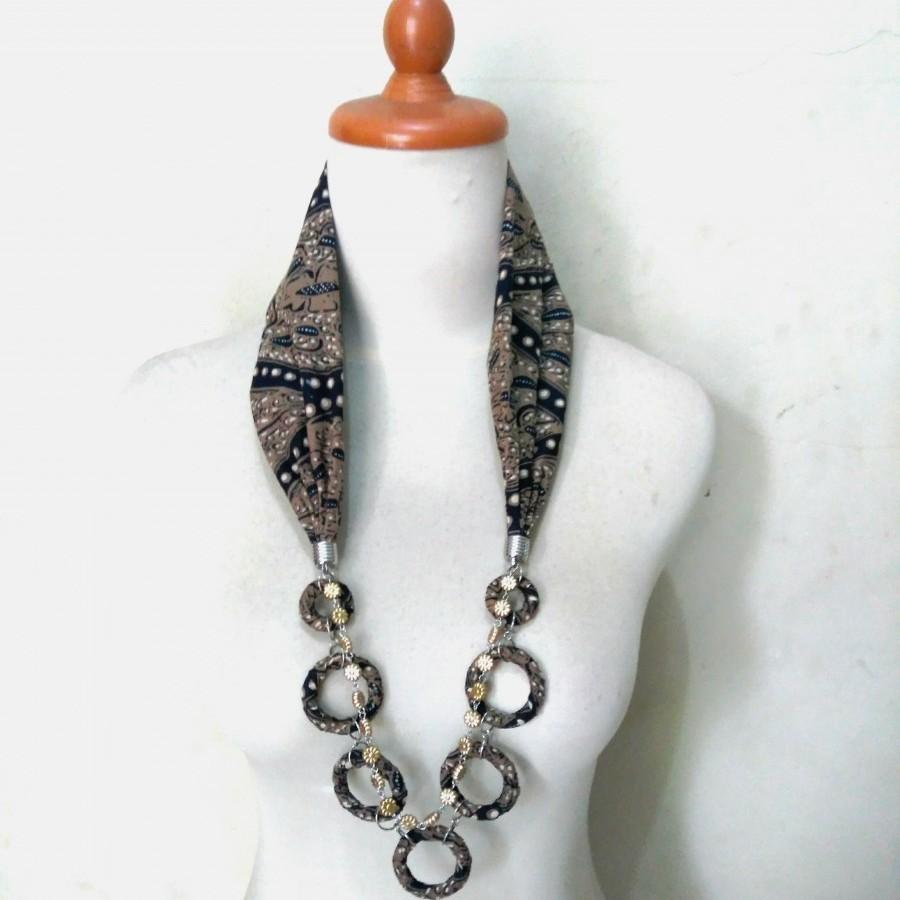 Kalung Batik Prastya