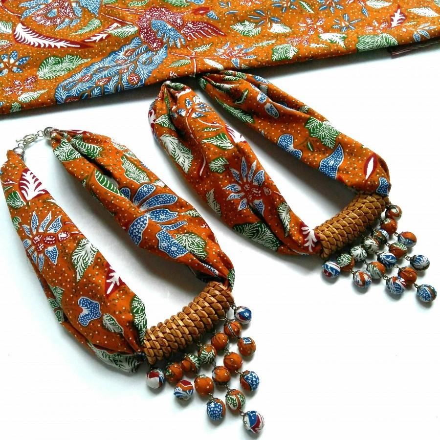 Kalung Batik Sekar #3