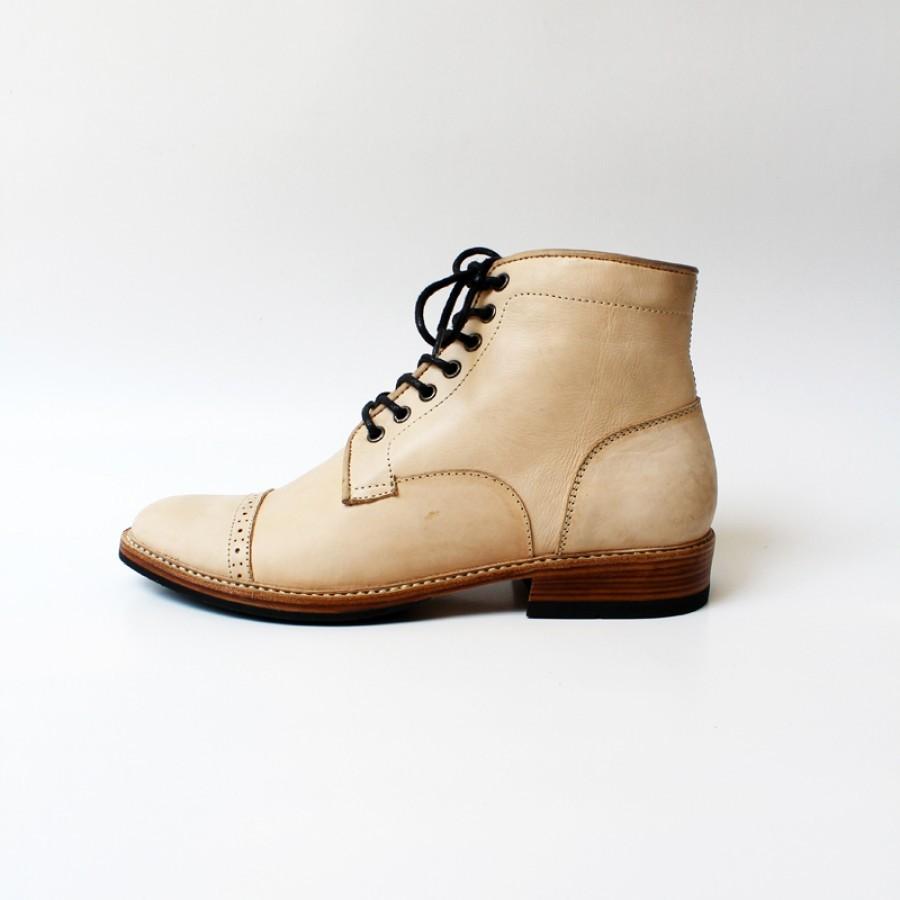 Rocka 02 stitchdown stormwelt boots Holarocka