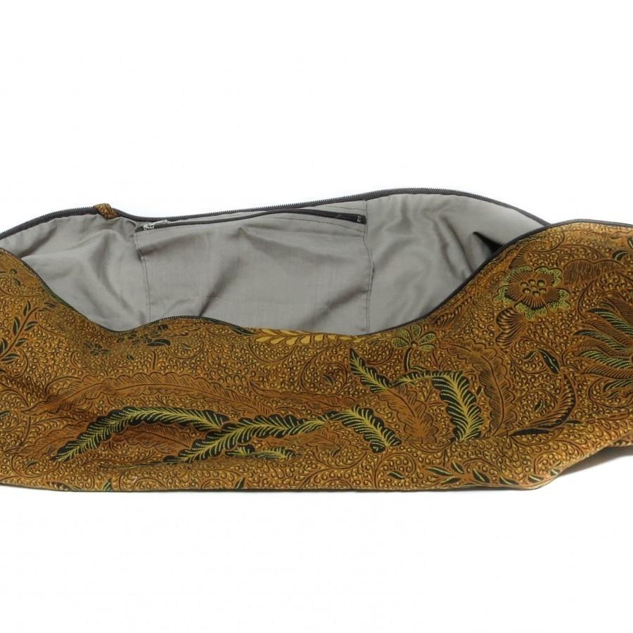 Yogamat Tas Batik Coclat