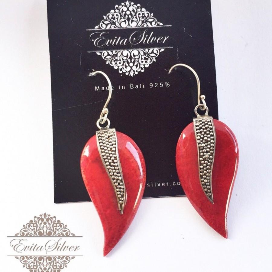 925% silver earring