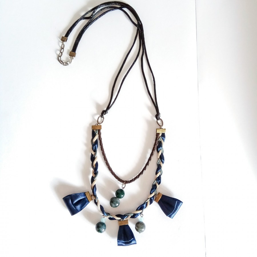 Mansca Necklace Kalung handmade