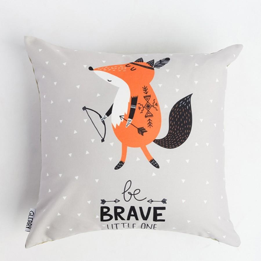 Little Brave Cushion 40 x 40
