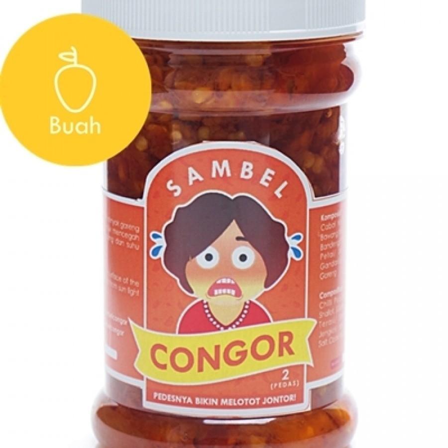 Sambel Congor Rasa Mangga
