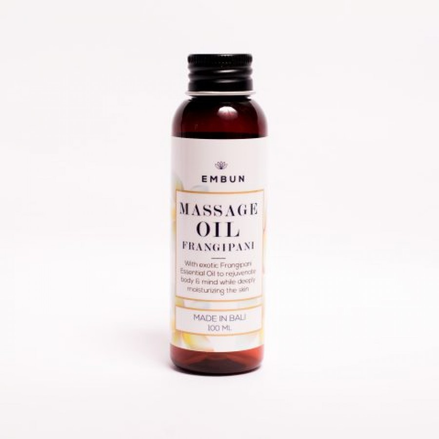 Massage Oil Frangipani 100 ml