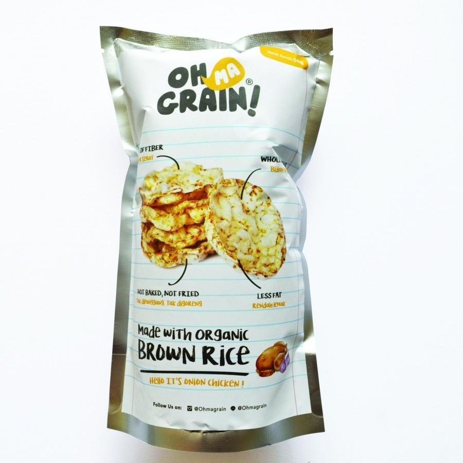 Oh Ma Grain! Onion Chicken
