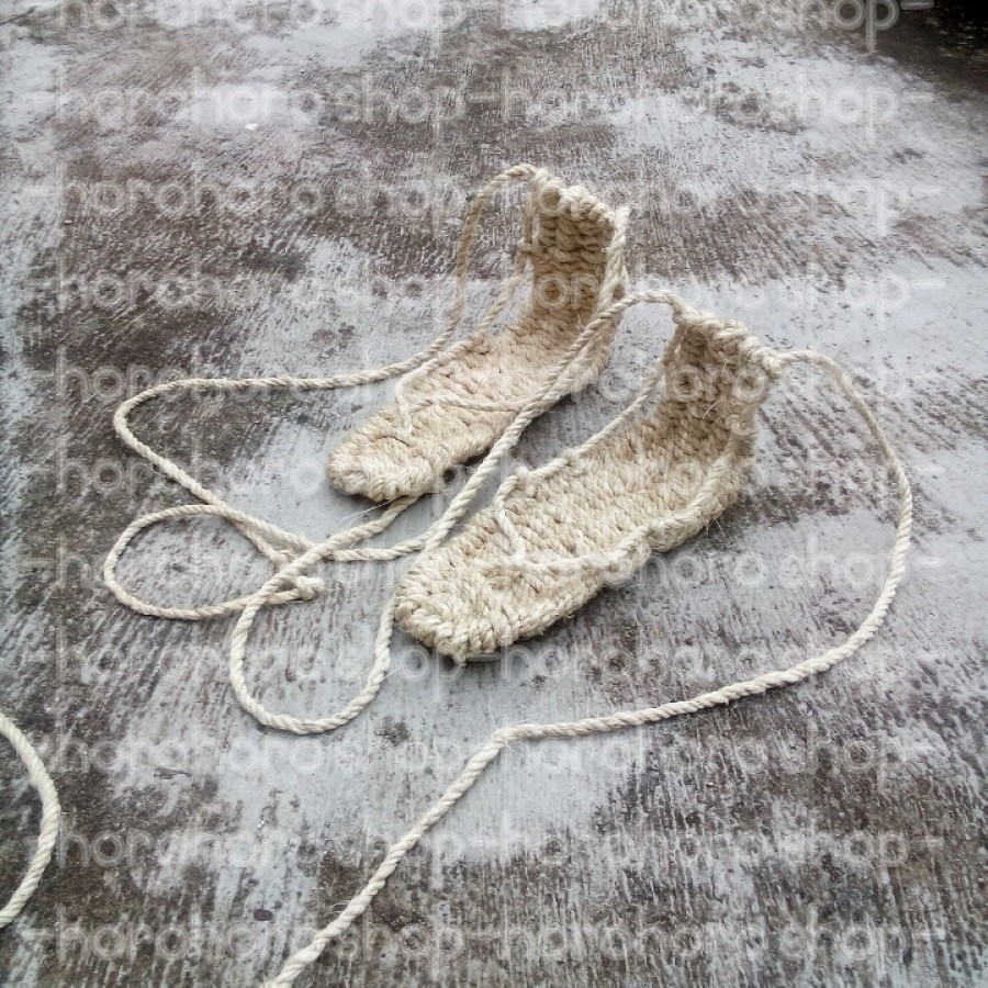 waraji / sandal shinigami bleach