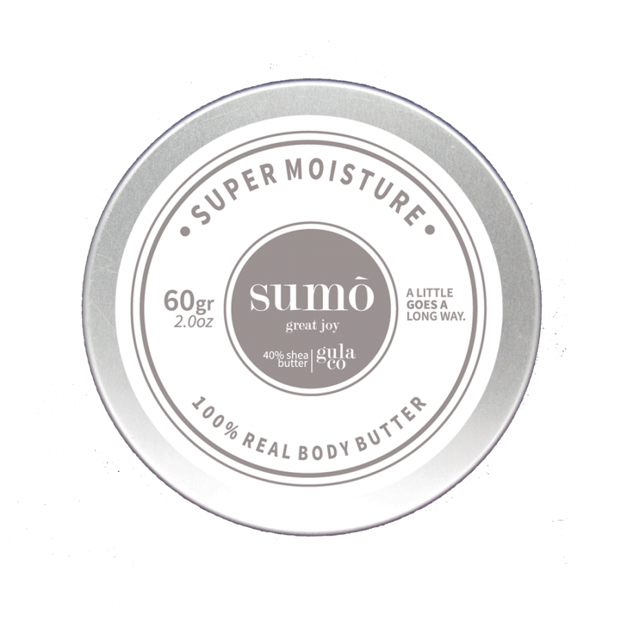 Sumo Natural Body Butter
