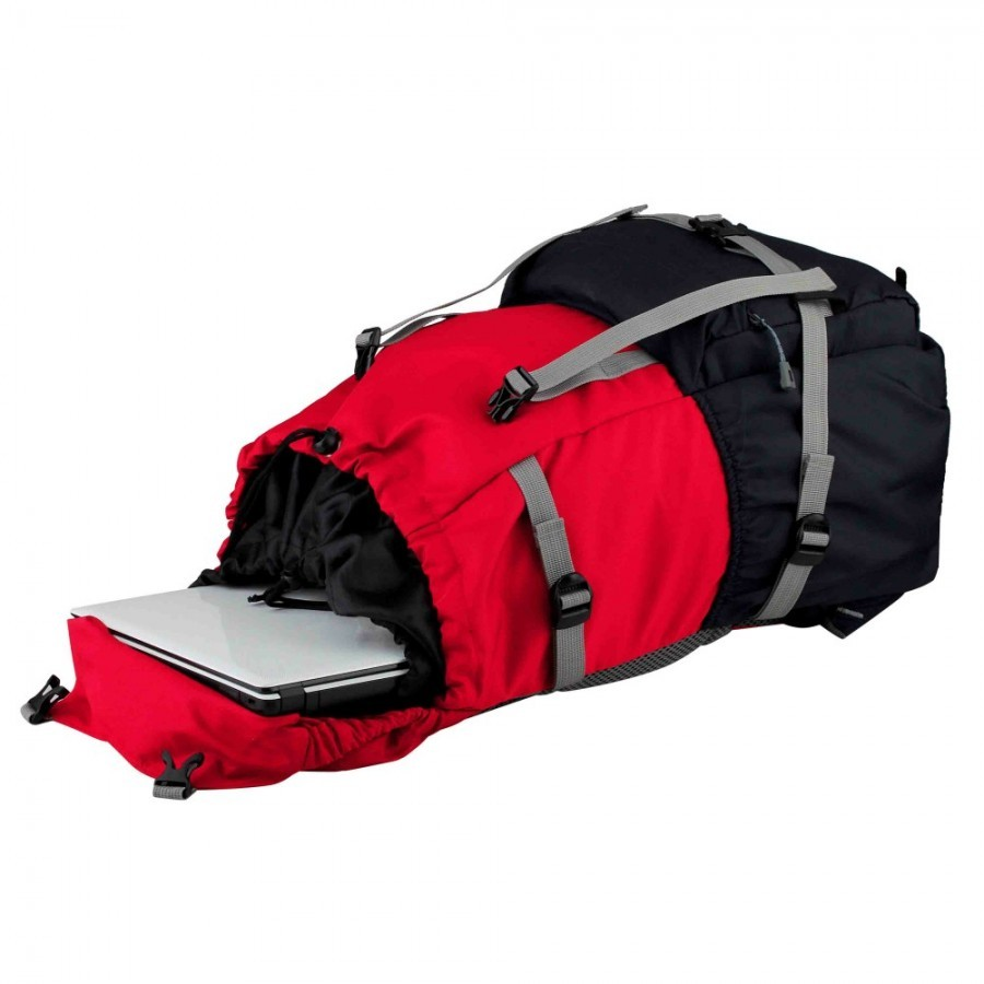 Sollu Wanderpack Peak Red Navy