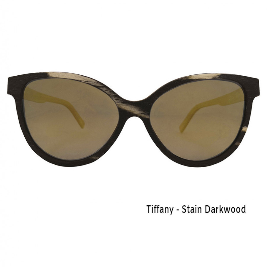 Kacamata Kayu Tiffany
