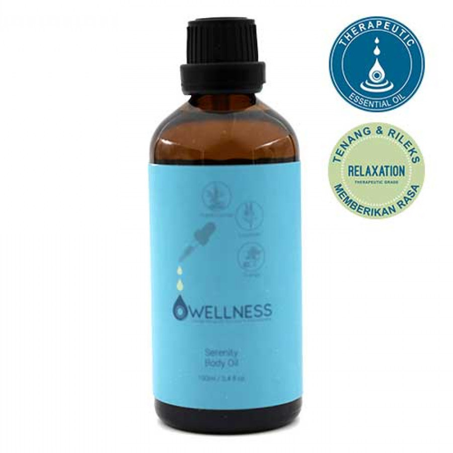 Serenity (Relaxation) Body Oil