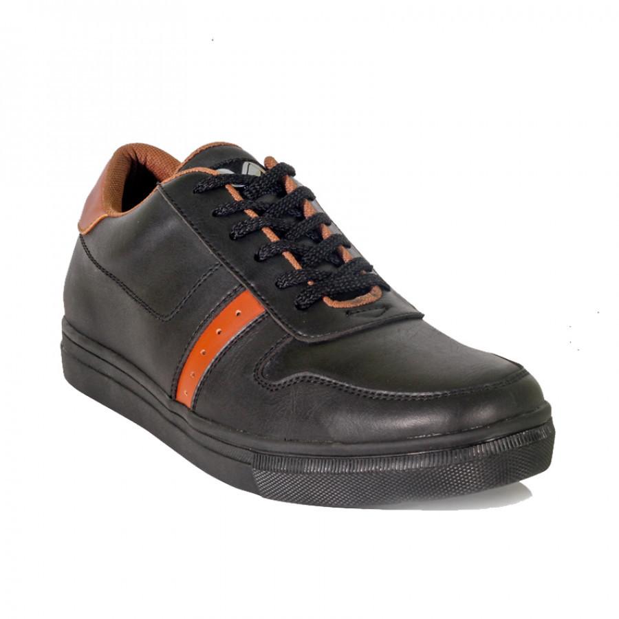 Lunatica Footwear Mason Black | Sepatu Sneaker Pria Casual