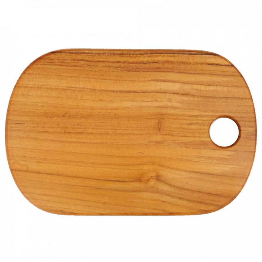 Solid Wood CUTTING BOARD -CBD Oval