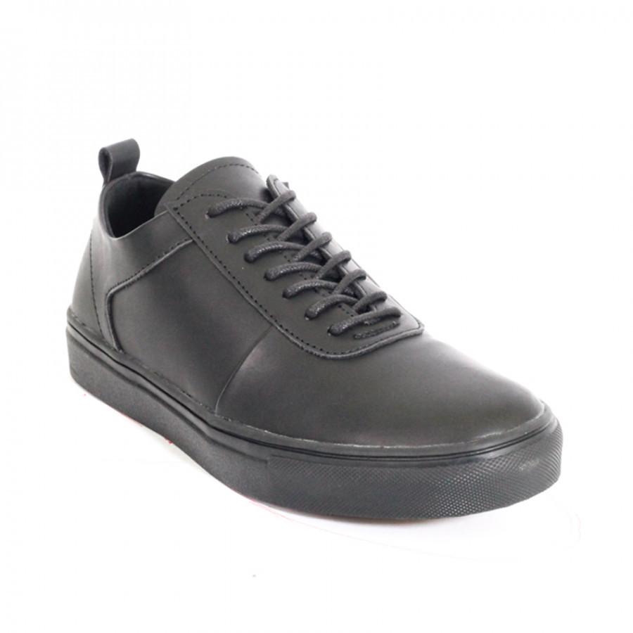 Lvnatica Footwear Wolf Black   Sepatu Sneakers Pria Casual