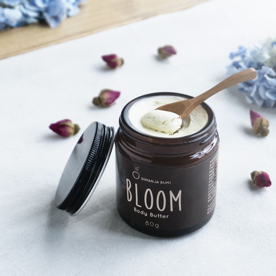 Bloom Body Butter (80 grams)