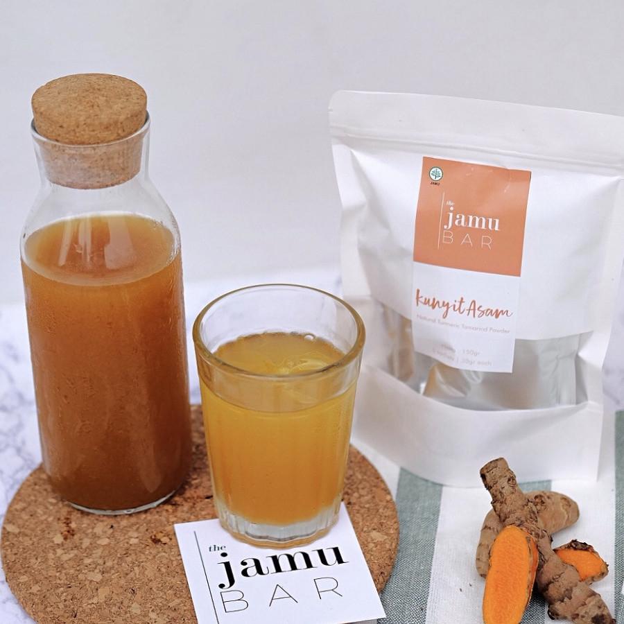 The Jamu Bar Kunyit Asam