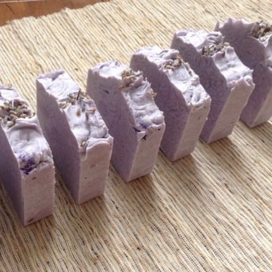 Sabun lavender