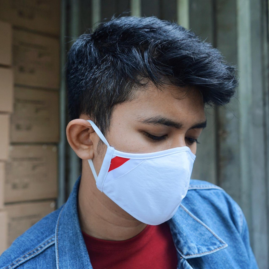Masker Merah Putih series 03