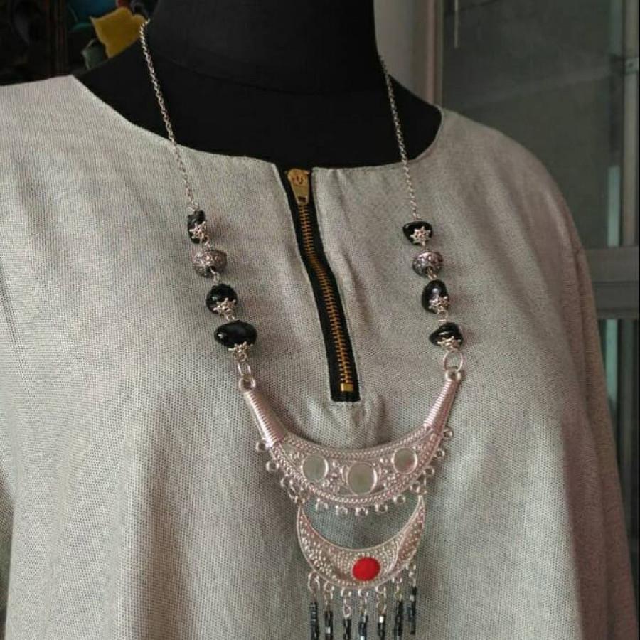 Kalung Minang (Besar/Dobel)