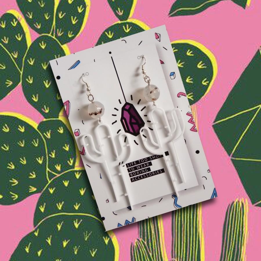 cactusta earring