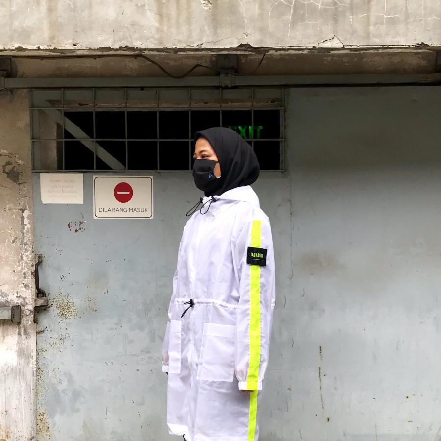 Jaket Pelindung Diri - Style 2