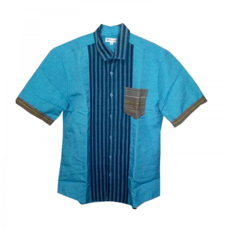 Baju Tenun Untuk Pria