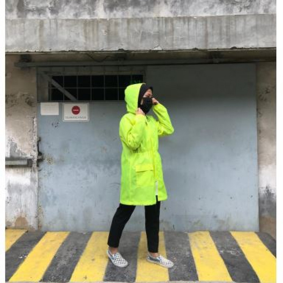 Jaket Pelindung Diri - Style 1