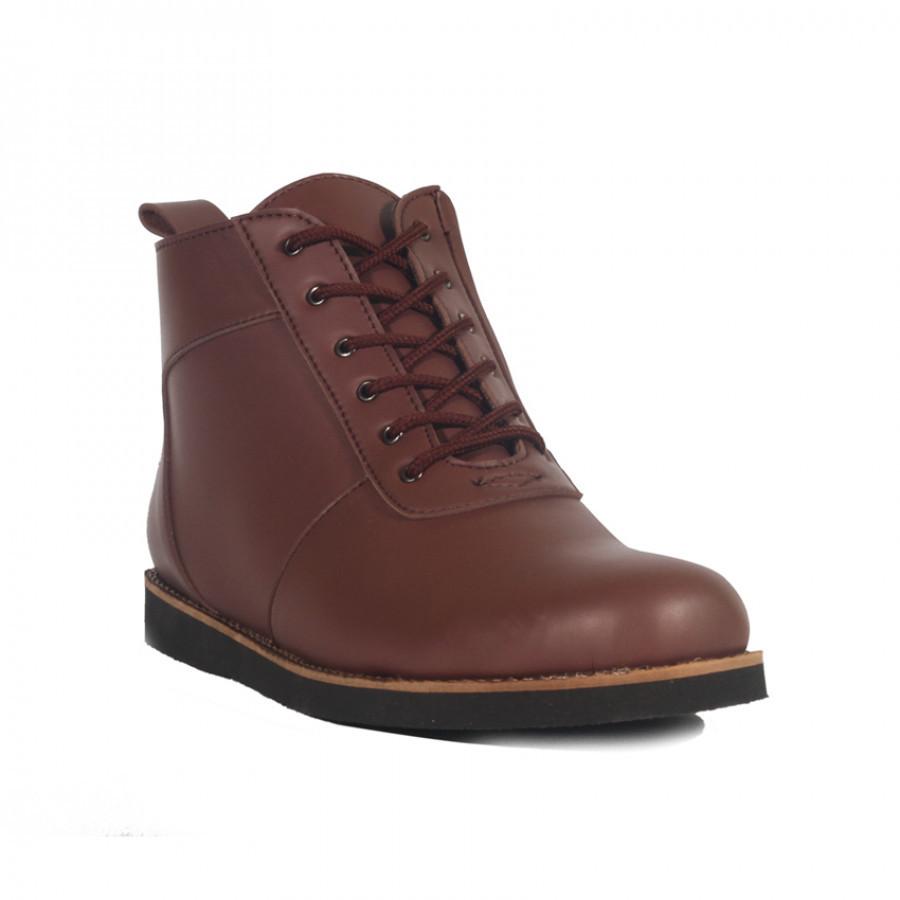 Lunatica Footwear Lyon Brown   Sepatu Boots Pria
