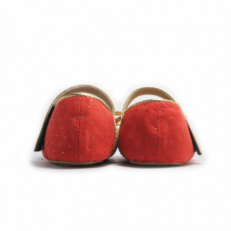 Tamagoo Sepatu Bayi Perempuan Baby Shoes Nicole Pink Daftar Update Headband Prewalker Babyshoes Bundling Orange Murah