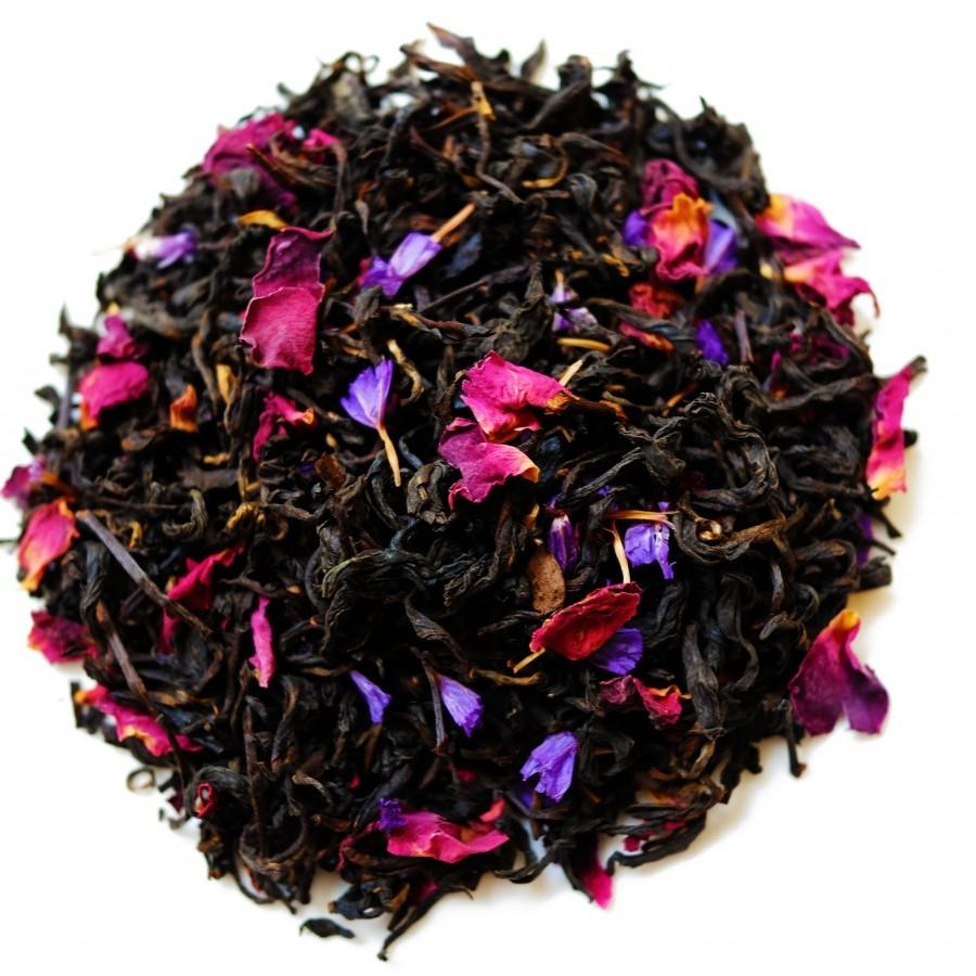 French Earl Grey TEMA Tea - Teabags