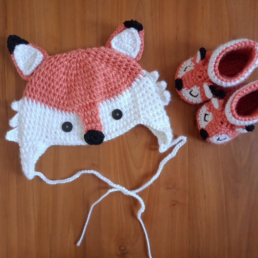 Fox Baby Set
