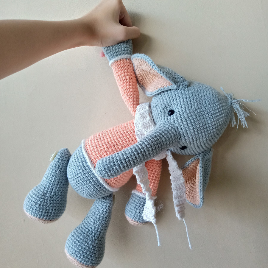 Nina The Elephant