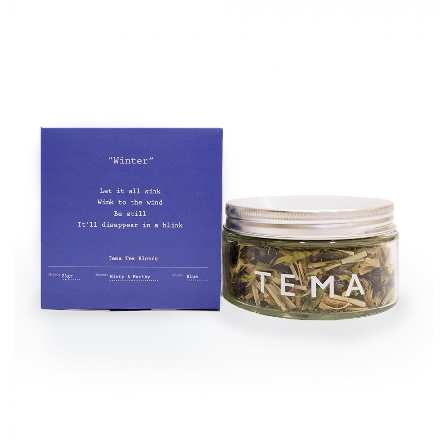 Winter TEMA Tea - Jar