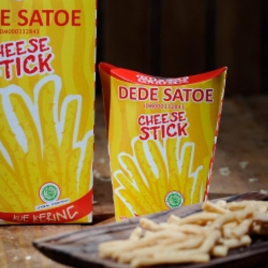 Cheese Stick/Stik Keju Cemilan Surabaya DD1 (Dede Satoe)