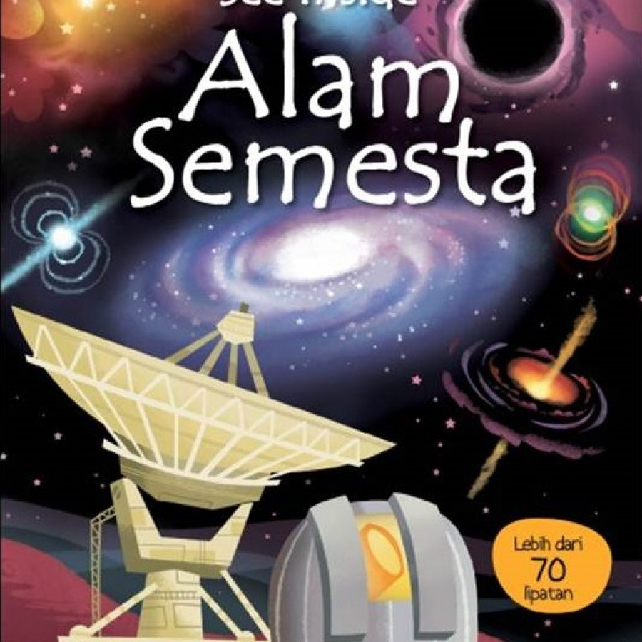 ERLANGGA FOR KIDS - SEE INSIDE: ALAM SEMESTA (THE UNIVERSE)