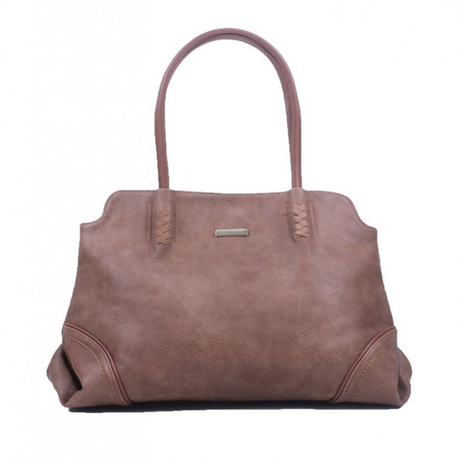 Sonia Tote (available in Brown and Navy Blue)