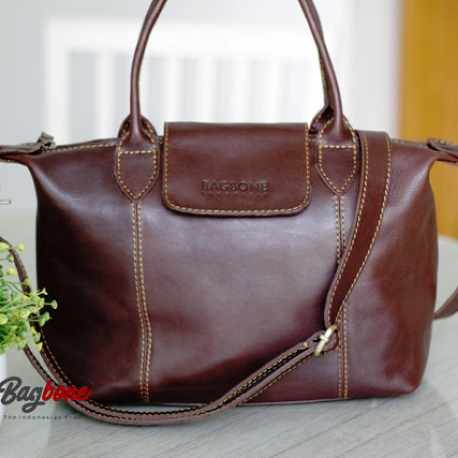 Minivit - Handbag kulit wanita